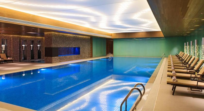 The Best Hotel Swimming Pools In Beijing
