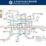 Subway Route Map EN/CN