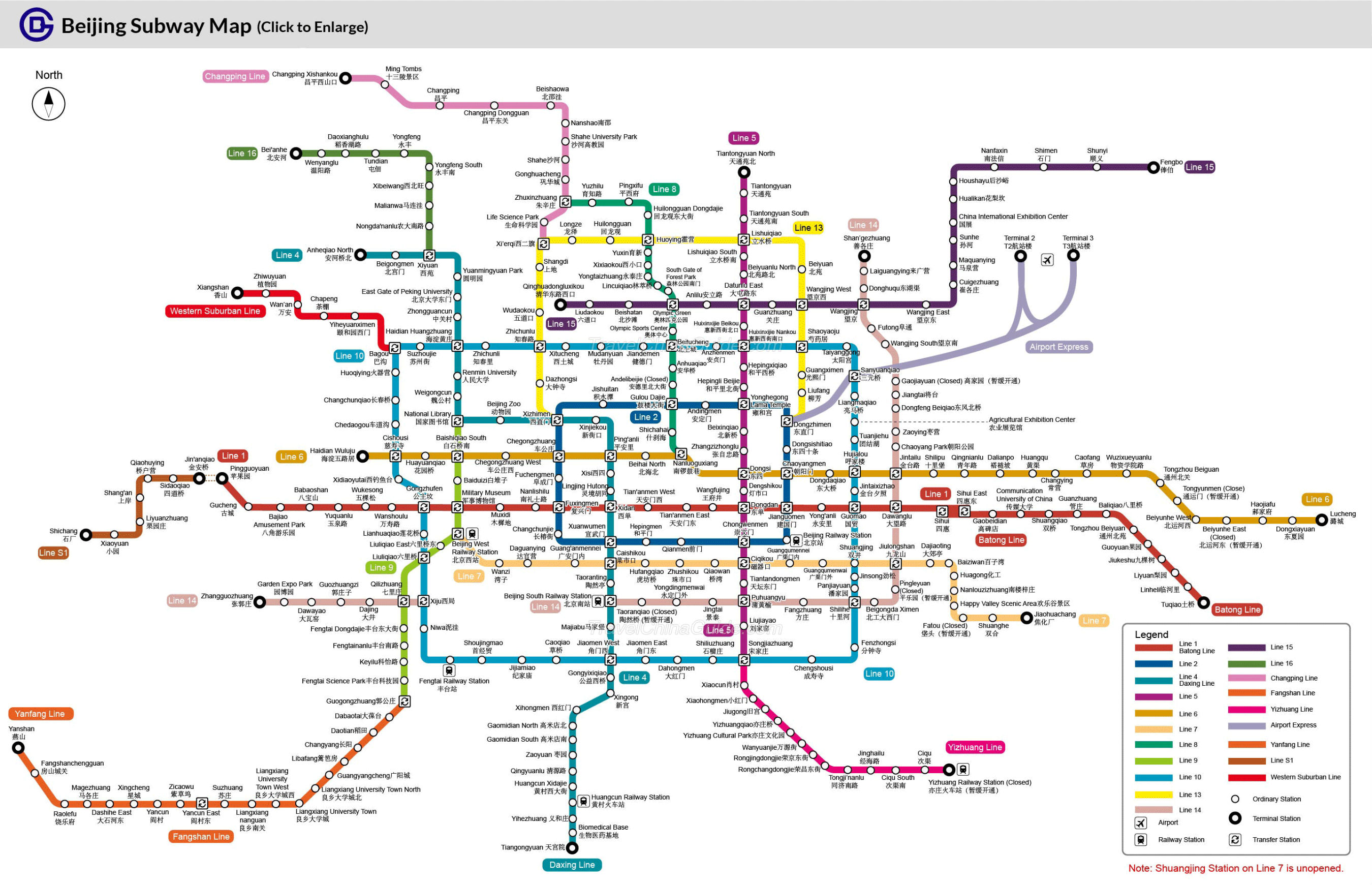 Subway Map Shanghai Tourist.2019 Beijing Subway Metro Guide Inc Map And Line Info